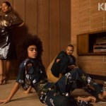 CAMPAIGN: Tracee Ellis Ross, Jesse Williams & Kelsey Lu for Kenzo Spring 2017 by Durimel
