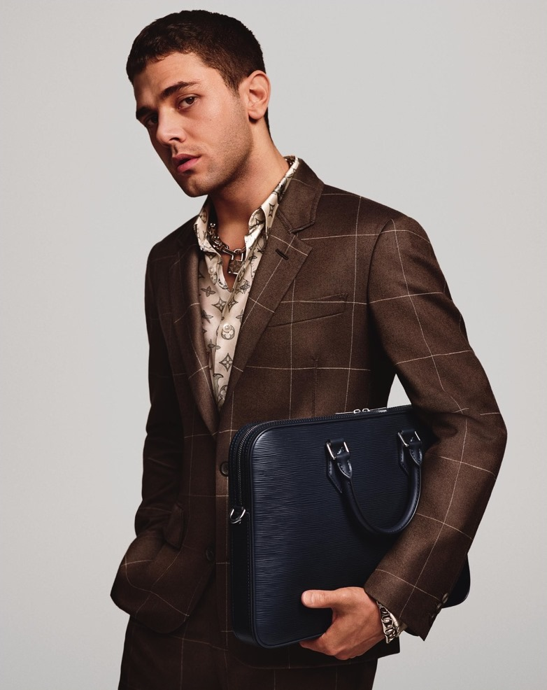 CAMPAIGN Xavier Dolan for Louis Vuitton Spring 2017 by Alasdair McLellan. www.imageamplified.com, Image Amplified1