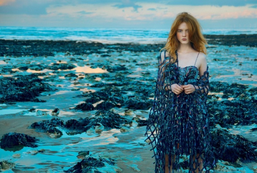HARPER'S BAZAAR UK Madison Stubbington by Erik Madigan Heck. Leith Clark, March 2017, www.imageamplified.com, Image Amplified12