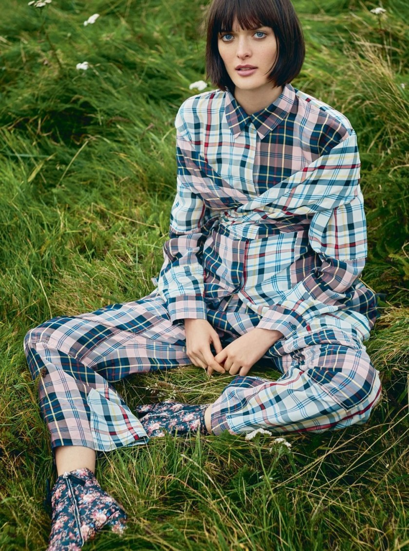 HARPER'S BAZAAR UK Sam Rollinson by Agata Pospieszynska. Charlie Harrington, March 2017, www.imageamplified.com, Image Amplified17