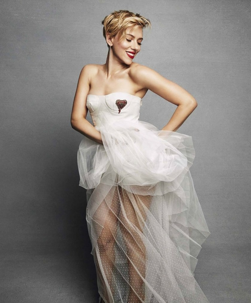 MARIE CLAIRE MAGAZINE Scarlett Johansson by Tesh. Leslie Fremar, March 2017, www.imageamplified.com, Image Amplified4