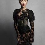 MARIE CLAIRE MAGAZINE: Scarlett Johansson by Tesh