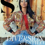 S MODA: Chanel Iman & Jeremy Scott by Henrique Gender