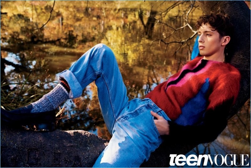 TEEN VOGUE Troye Sivan by Ryan McGinley. Tom Guinness, Spring 2017, www.imageamplified.com, Image Amplified5