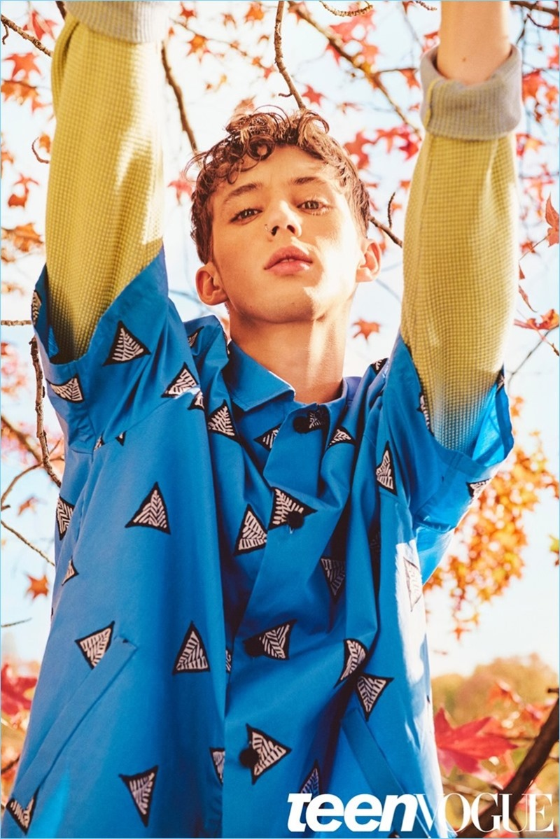 TEEN VOGUE Troye Sivan by Ryan McGinley. Tom Guinness, Spring 2017, www.imageamplified.com, Image Amplified8