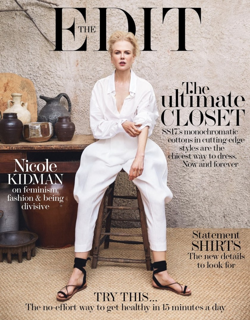 THE EDIT Nicole Kidman by Yelena Yemchuk. Tracy Taylor, February 2017, www.imageamplified.com, Image Amplified1