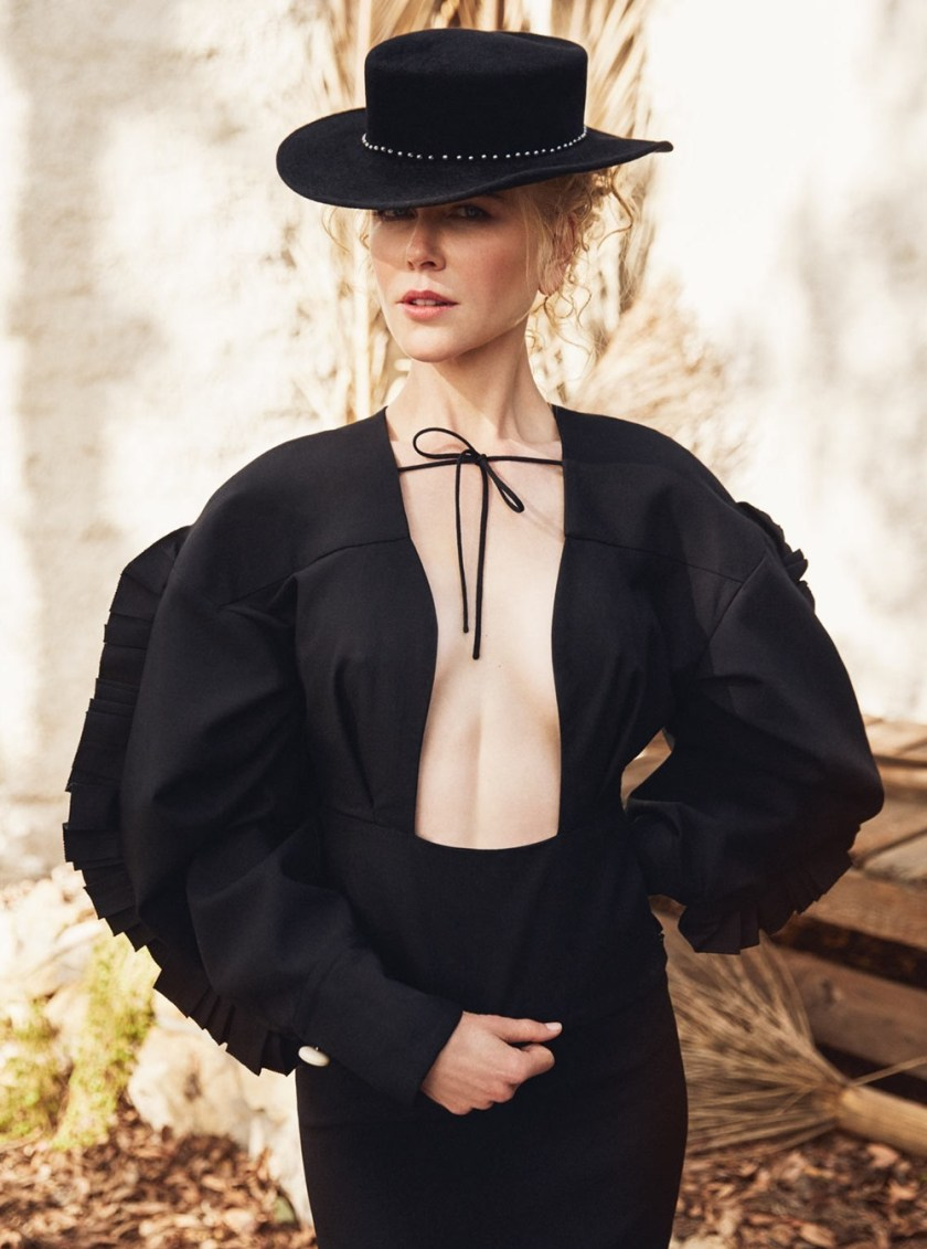 THE EDIT Nicole Kidman by Yelena Yemchuk. Tracy Taylor, February 2017, www.imageamplified.com, Image Amplified2