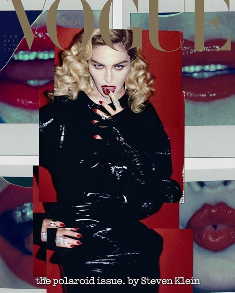 VOGUE ITALIA Madonna by Steven Klein. Arianne Phillips, February 2017, www.imageamplified.com, Image Amplified2