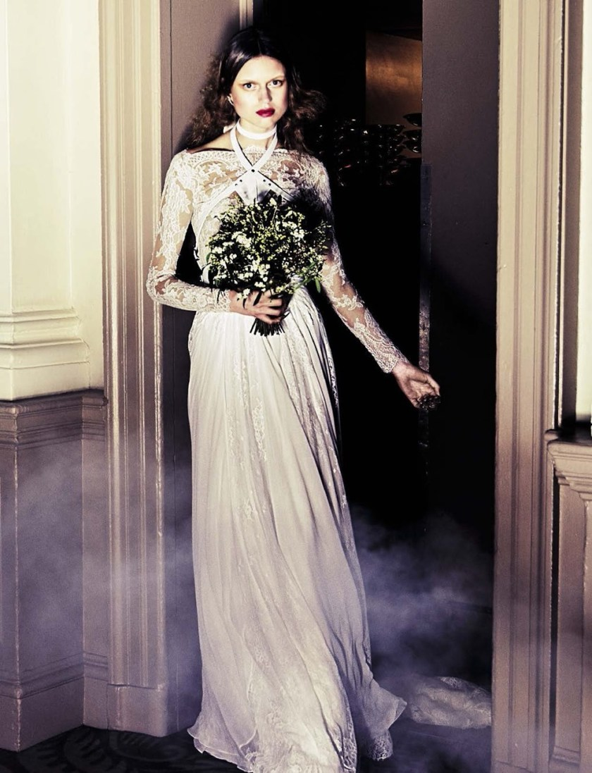 VOGUE ITALIA SPOSA Frida Westerlund by Michel Comte. Enrica Ponzellini, January 2017, www.imageamplified.com, Image Amplified3