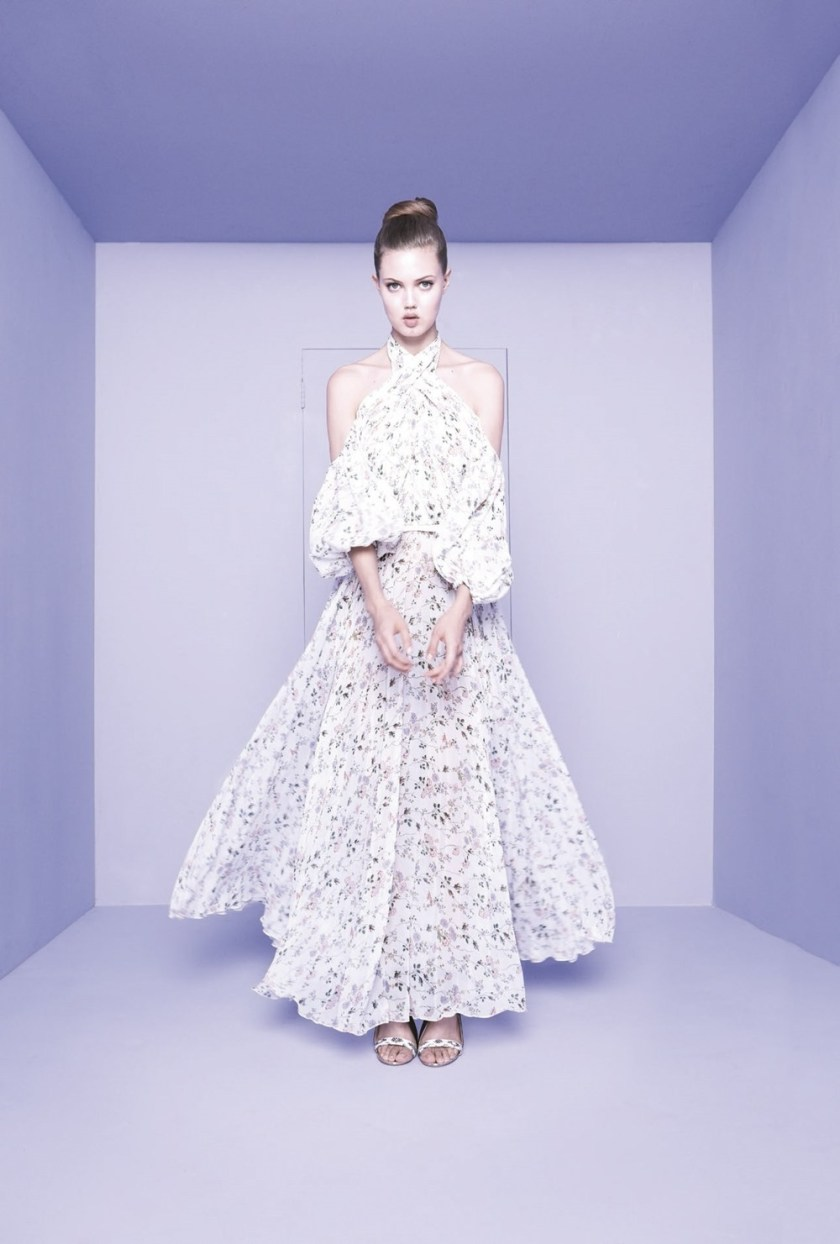 BERGDORF GOODMAN Lindsey Wixson by Karen Collins. Anne Christensen, Spring 2017, www.imageamplified.com, Image Amplified2