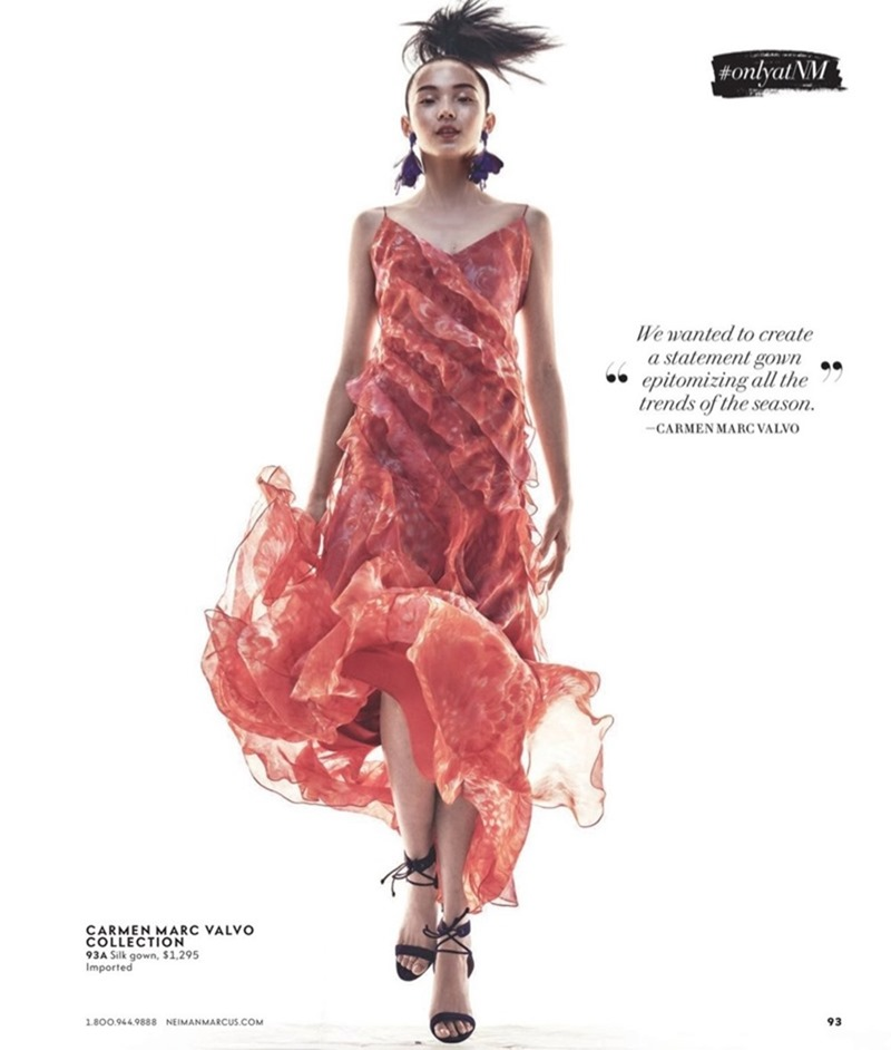 CATALOGUE Xiao Wen Ju for Neiman Marcus 'The Book'by Andreas Sjodin. March 2017, www.imageamplified.com, Image Amplified14
