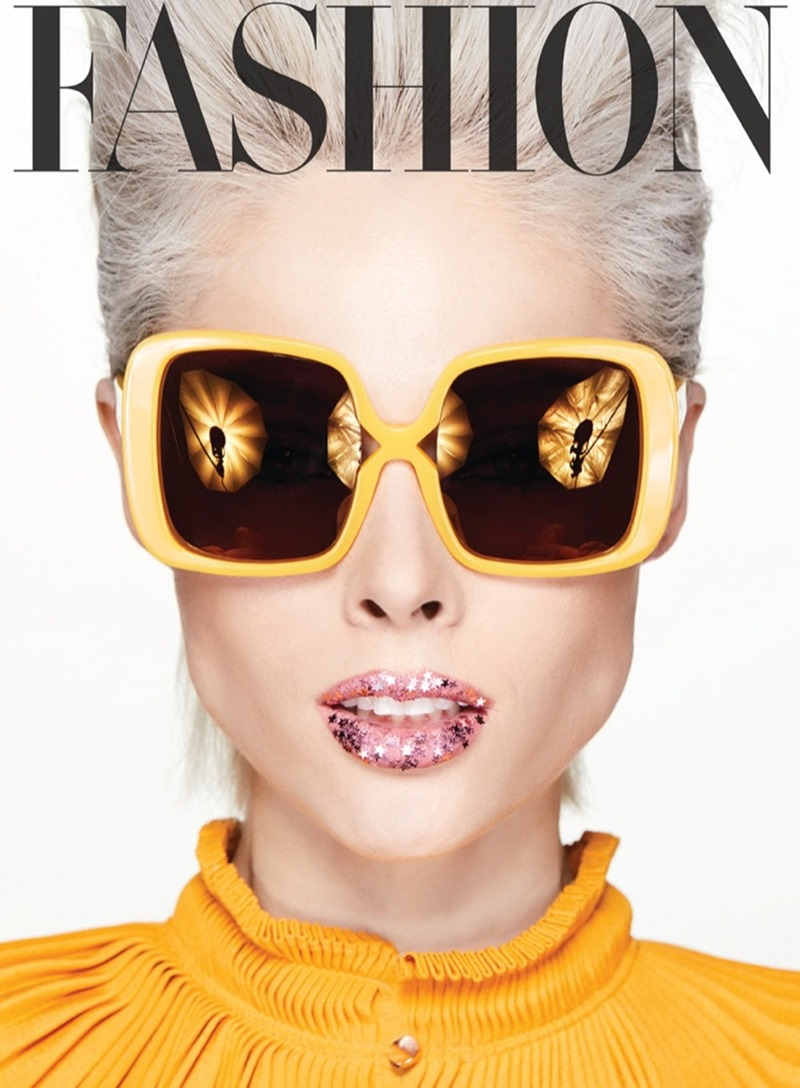 FASHION MAGAZINE Coco Rocha by Owen Bruce. George Antonopoulos, April 2017, www.imageamplified.com, Image Amplified3