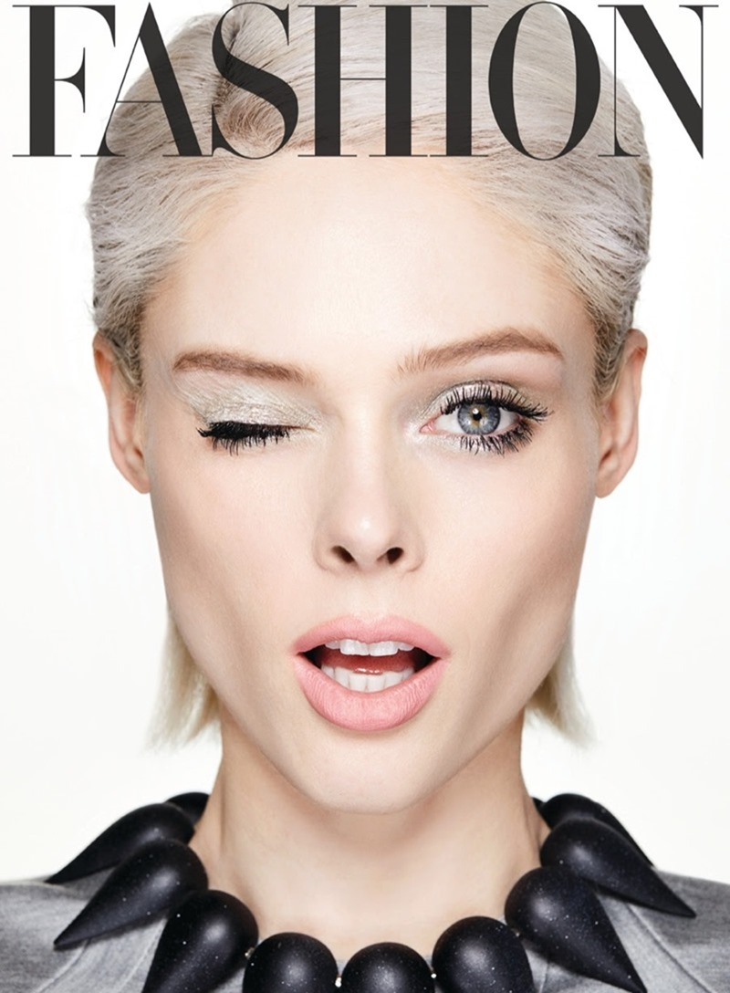 FASHION MAGAZINE Coco Rocha by Owen Bruce. George Antonopoulos, April 2017, www.imageamplified.com, Image Amplified7