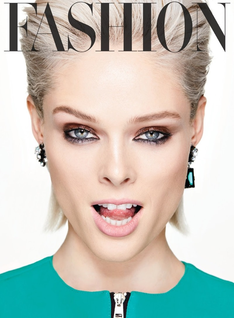 FASHION MAGAZINE Coco Rocha by Owen Bruce. George Antonopoulos, April 2017, www.imageamplified.com, Image Amplified10