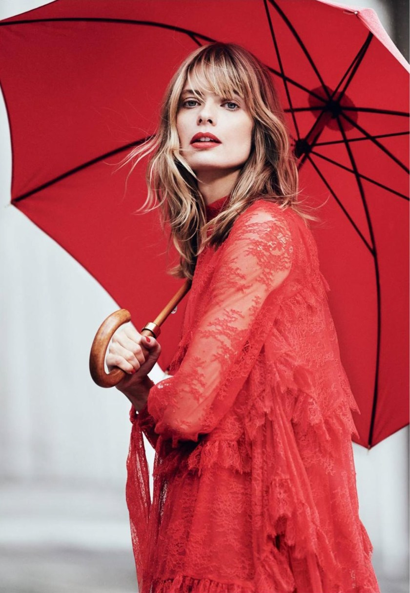 HARPER'S BAZAAR UK Julia Stegner by Regan Cameron. Miranda Almond, April 2017, www.imageamplified.com, Image Amplified10