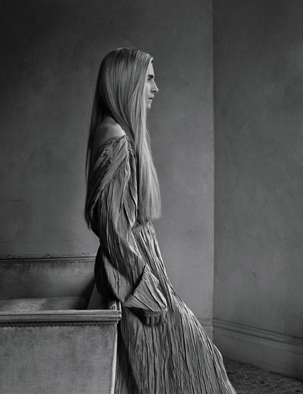 INTERVIEW MAGAZINE Brit Marling by Craig McDean. Karl Templer, March 2017, www.imageamplified.com, Image Amplified3