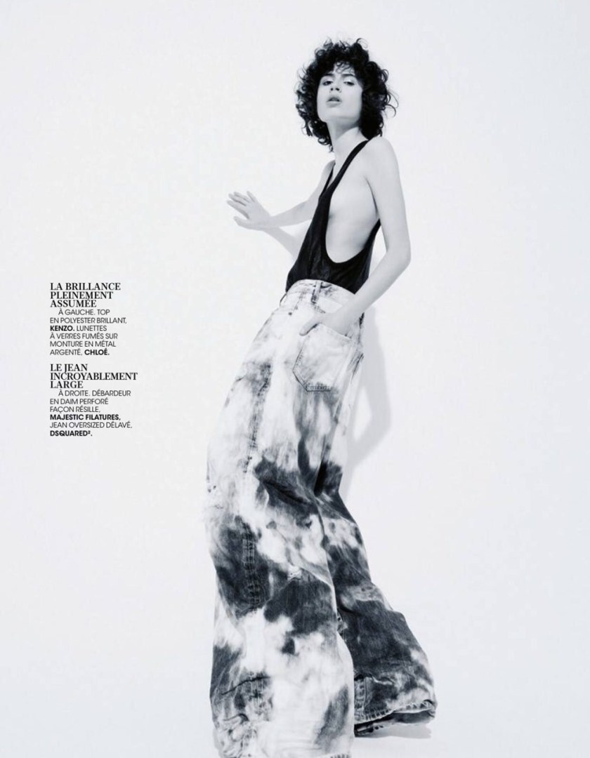 MADAME FIGARO Ana Arto by Eric Nehr. Cecile Martin, Spring 2017, www.imageamplified.com, Image Amplified2