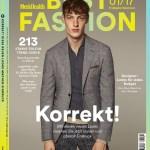MEN'S HEALTH GERMANY: Roberto Sipos by Stratis Kas