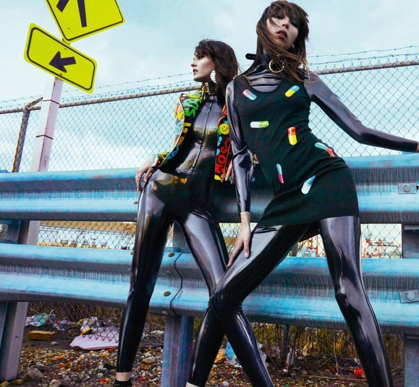 NUMERO MAGAZINE Issa Lish & Katlin Was by Greg Kadel. Charles Varenne, March 2017, www.imageamplified.com, Image Amplified8