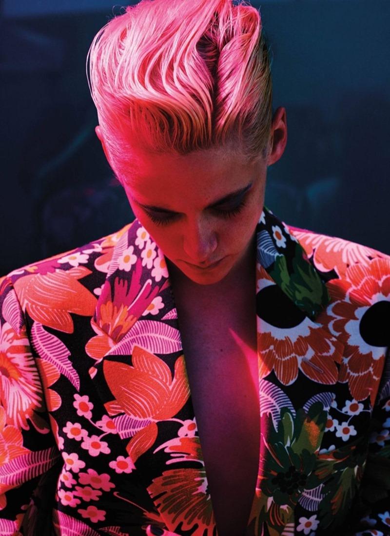 V MAGAZINE Kristen Stewart by Mario Testino. Paul Cavaco, Spring 2017, www.imageamplified.com, Image Amplified3