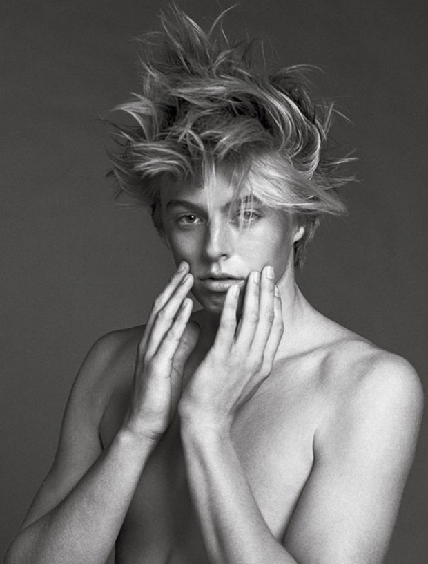 VMAN MAGAZINE Absolute Beginners by Bruce Weber. Paul Cavaco, Spring 2017, www.imageamplified.com, Image Amplified9