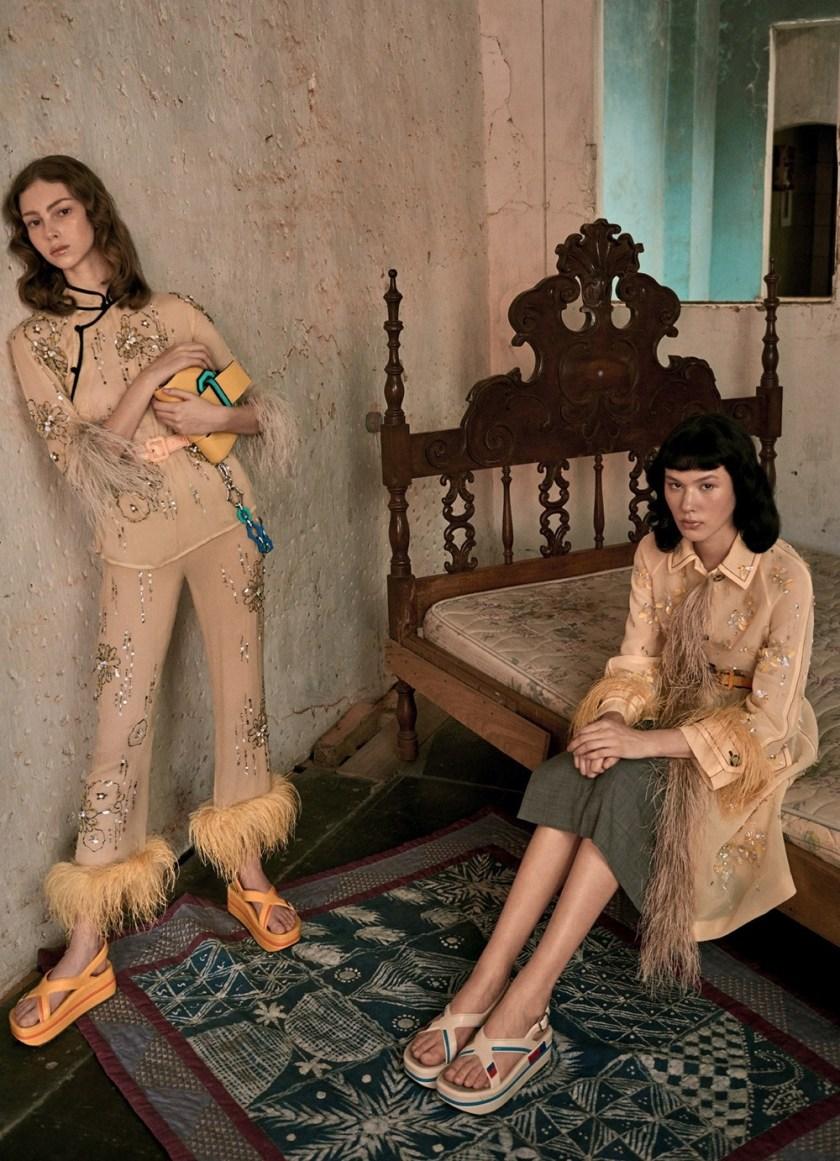 VOGUE BRASIL Lorena Maraschi & Angelica Erthal by Zee Nunes. Daniel Ueda, March 2017, www.imageamplified.com, Image Amplified4