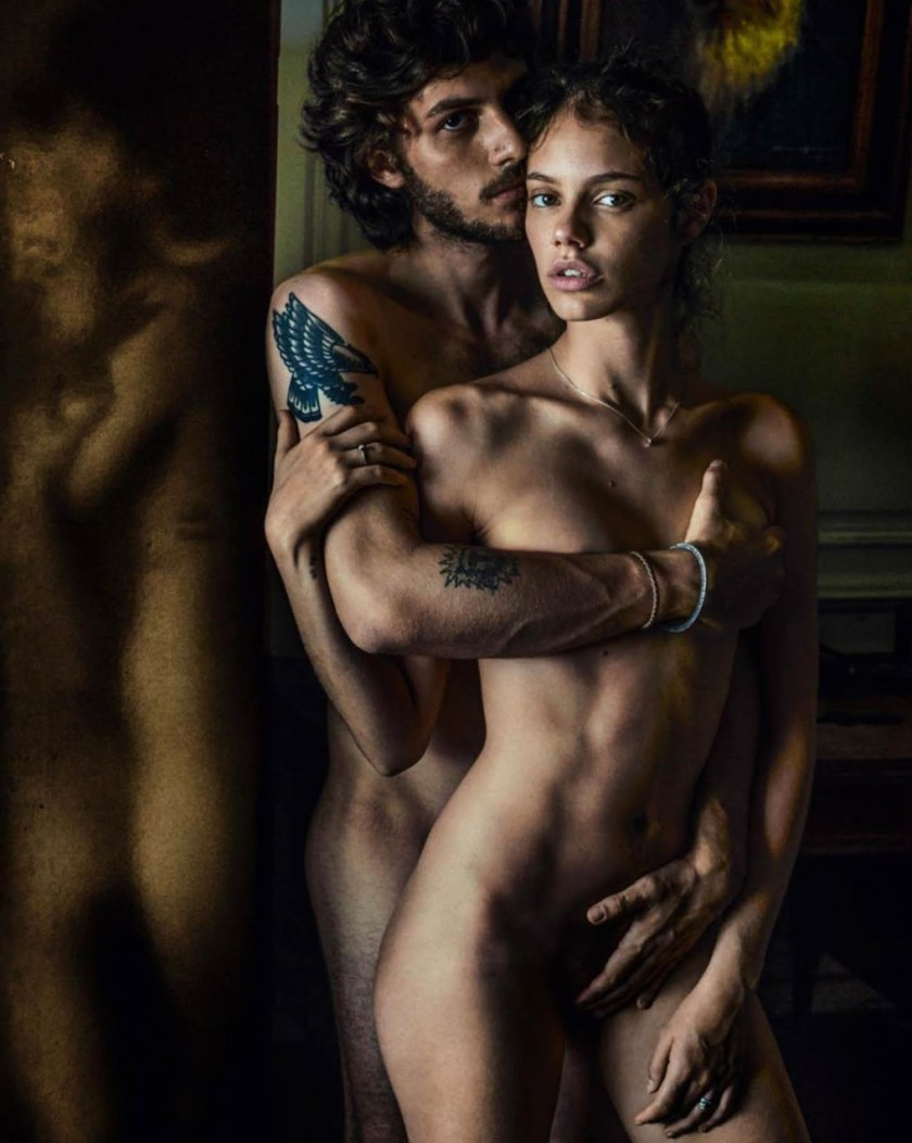 VOGUE HOMMES City of the Gods by Mario Testino. Anastasia Barber, Spring 2017, www.imageamplified.com, Image Amplified34