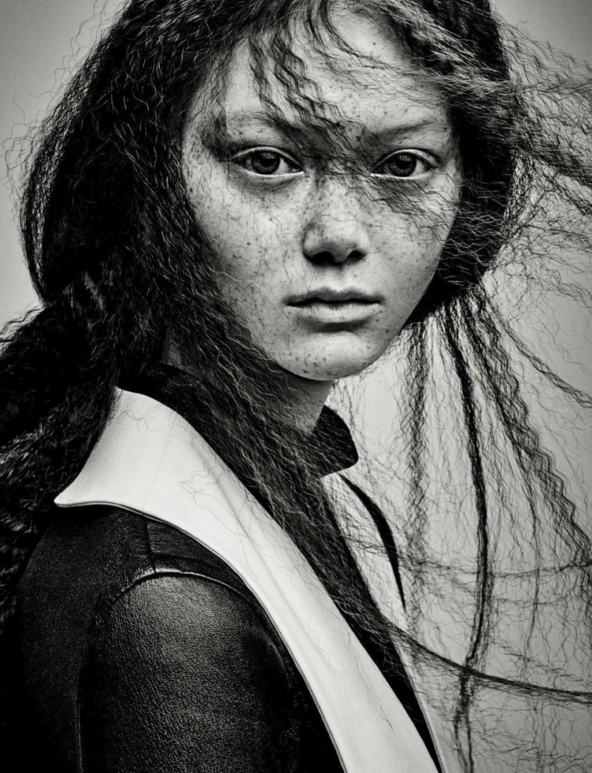 VOGUE ITALIA Sara Grace by Patrick Demarchelier. Paul Cavaco, March 2017, www.imageamplified.com, Image Amplified9