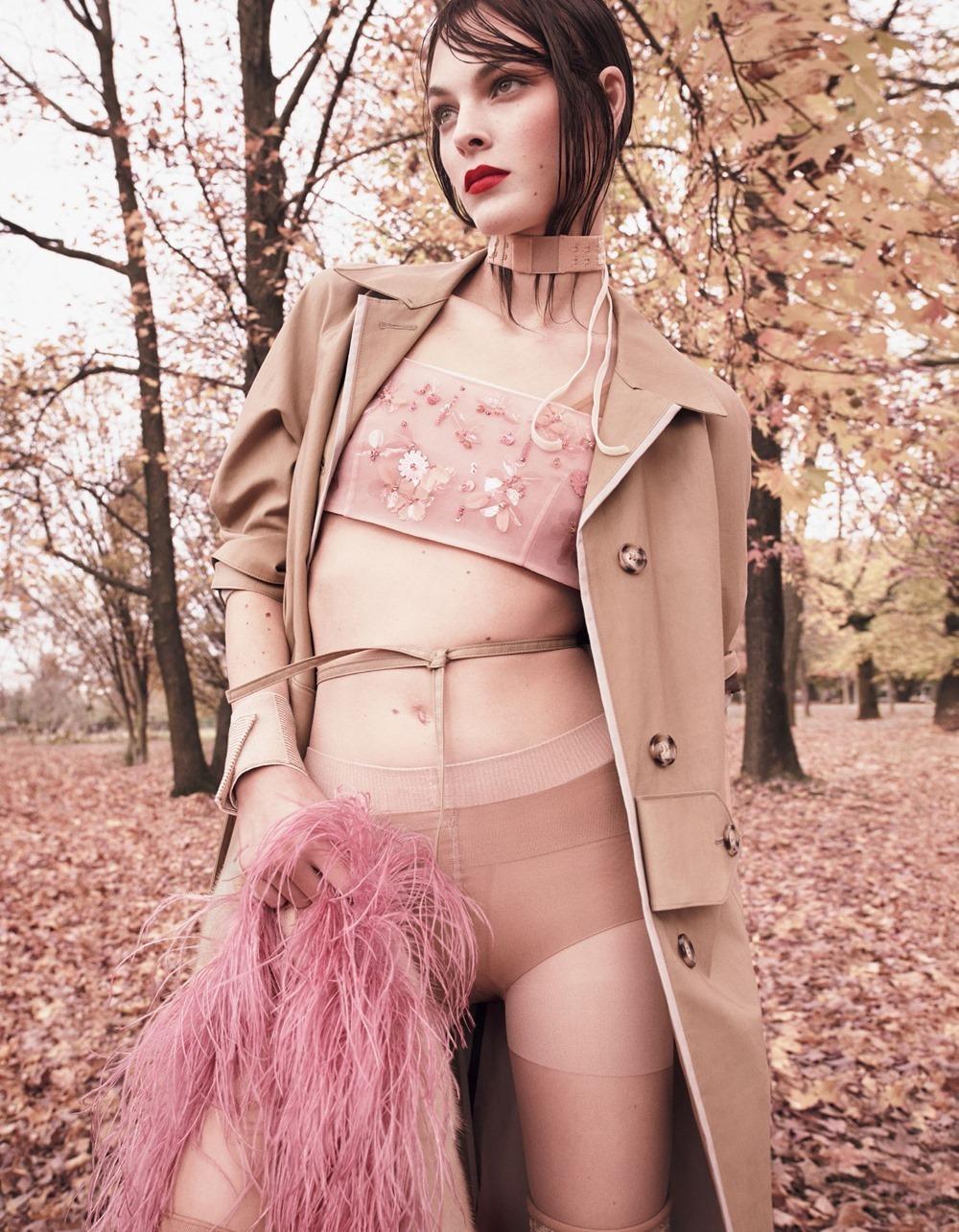 Pussy Vittoria Ceretti nude photos 2019