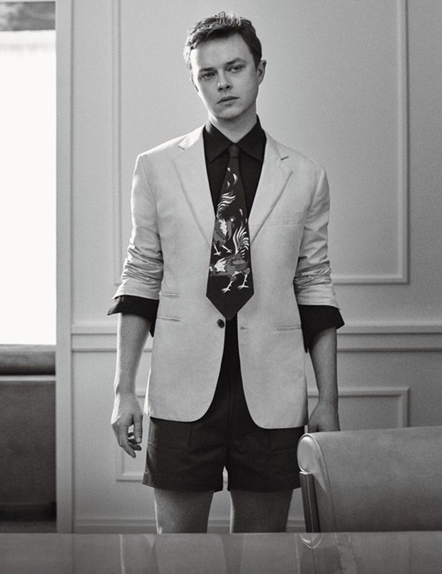 W MAGAZINE Dane DeHaan by Craig McDean. Max Pearmain, April 2017, www.imageamplified.com, Image Amplified1
