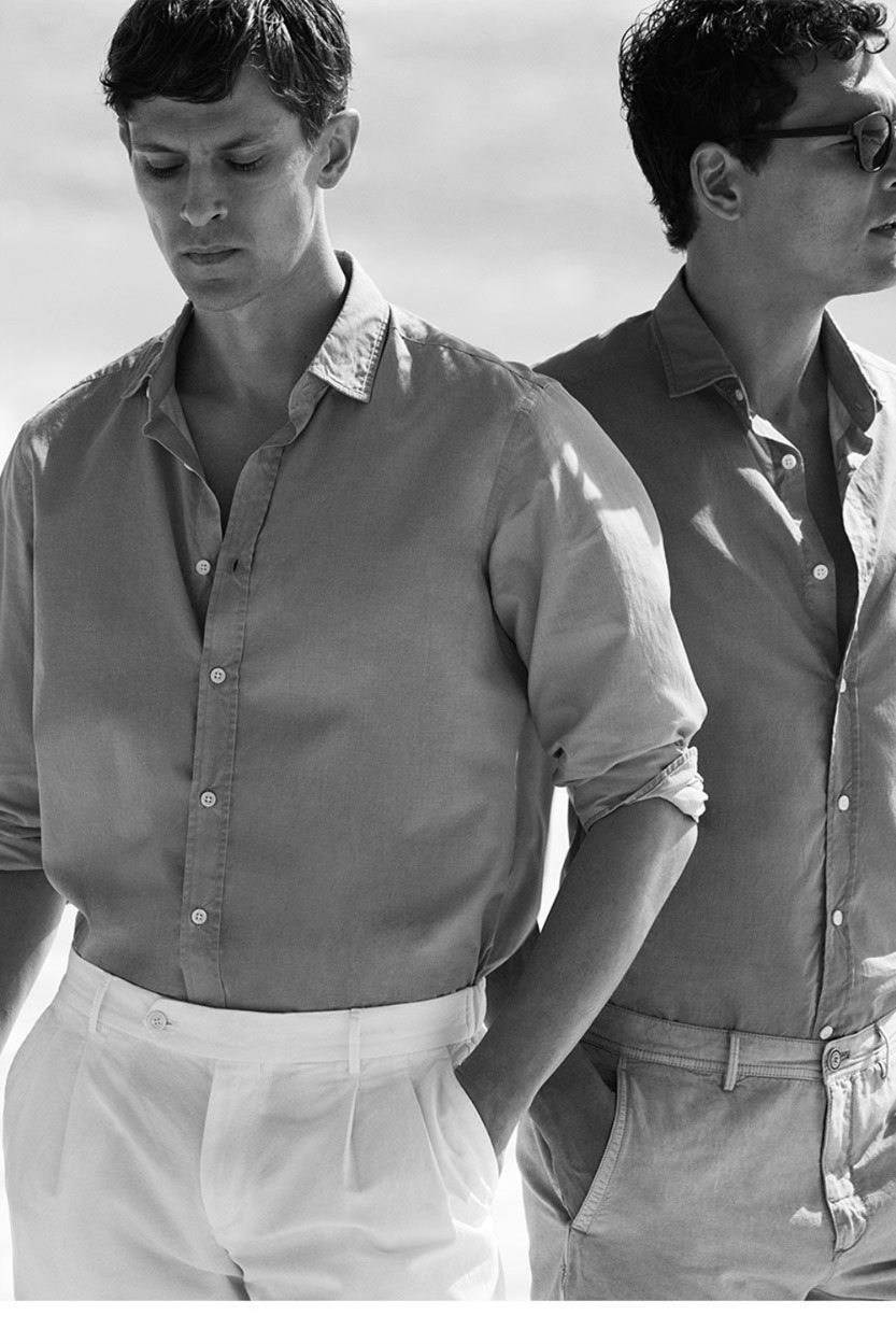 CAMPAIGN Alexandre Cunha & Mathias Lauridsen for Massimo Dutti Spring 2017 by Alvaro Beamud Cortes. www.imageamplified.com, Image Amplified9