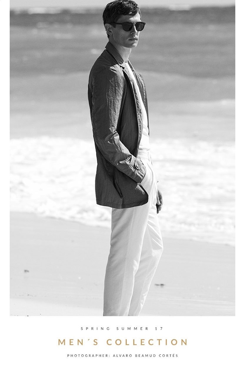 CAMPAIGN Alexandre Cunha & Mathias Lauridsen for Massimo Dutti Spring 2017 by Alvaro Beamud Cortes. www.imageamplified.com, Image Amplified15