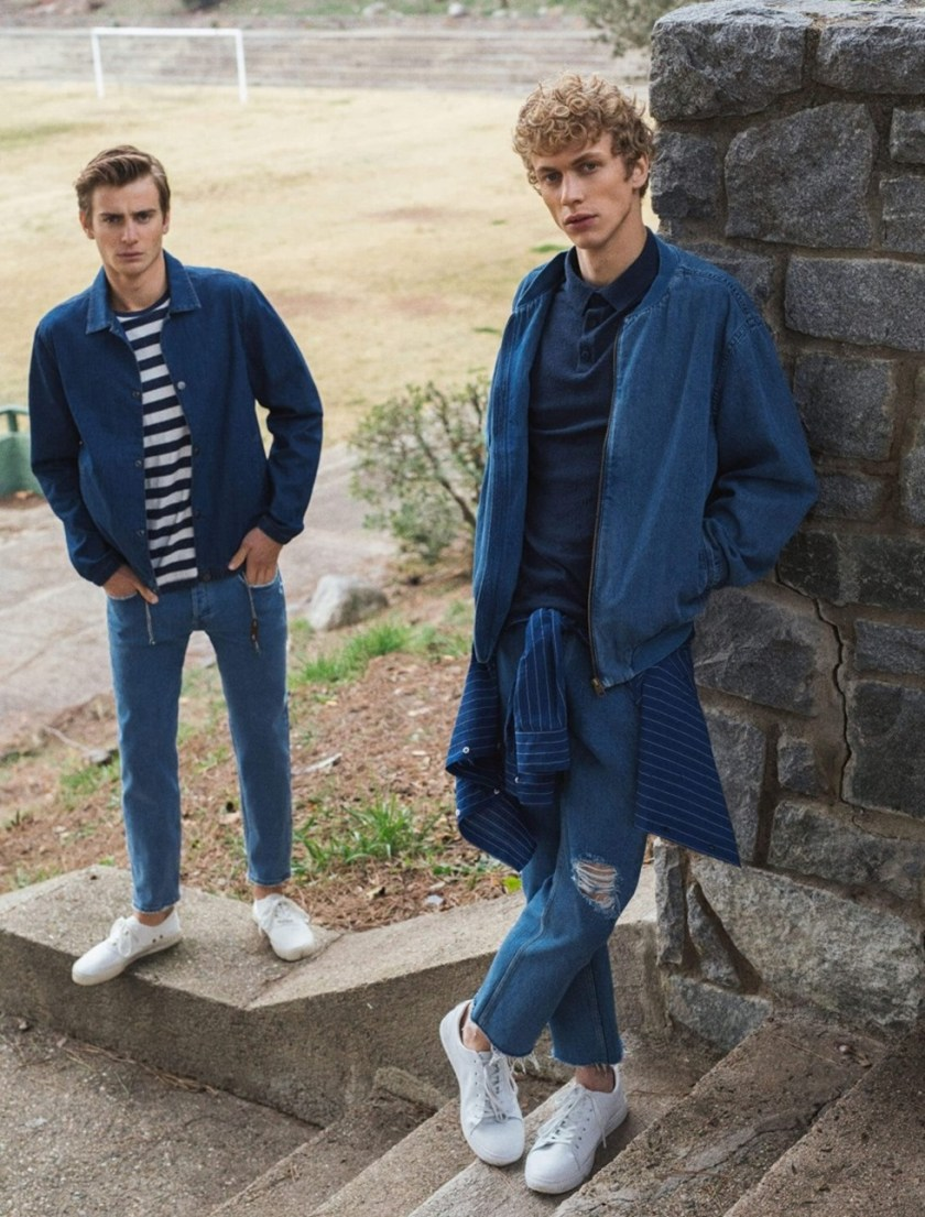 CAMPAIGN Ben Allen for MANGO Spring 2017. www.imageamplified.com, Image Amplified9