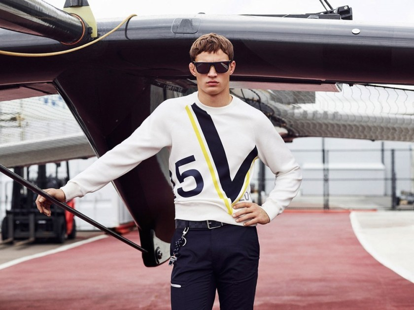 CAMPAIGN Julian Schneyder for Louis Vuitton America's Cup Collection 2017 by Bruno Staub. www.imageamplified.com, Image Amplified13