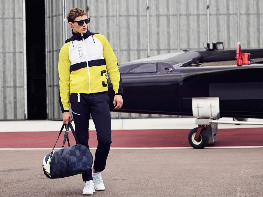 CAMPAIGN Julian Schneyder for Louis Vuitton America's Cup Collection 2017 by Bruno Staub. www.imageamplified.com, Image Amplified20