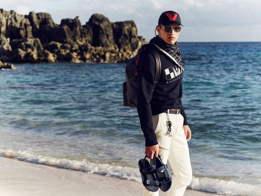 CAMPAIGN Julian Schneyder for Louis Vuitton America's Cup Collection 2017 by Bruno Staub. www.imageamplified.com, Image Amplified9