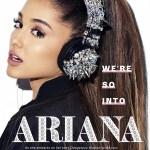COSMOPOLITAN MAGAZINE: Ariana Grande by Eric Ray Davidson