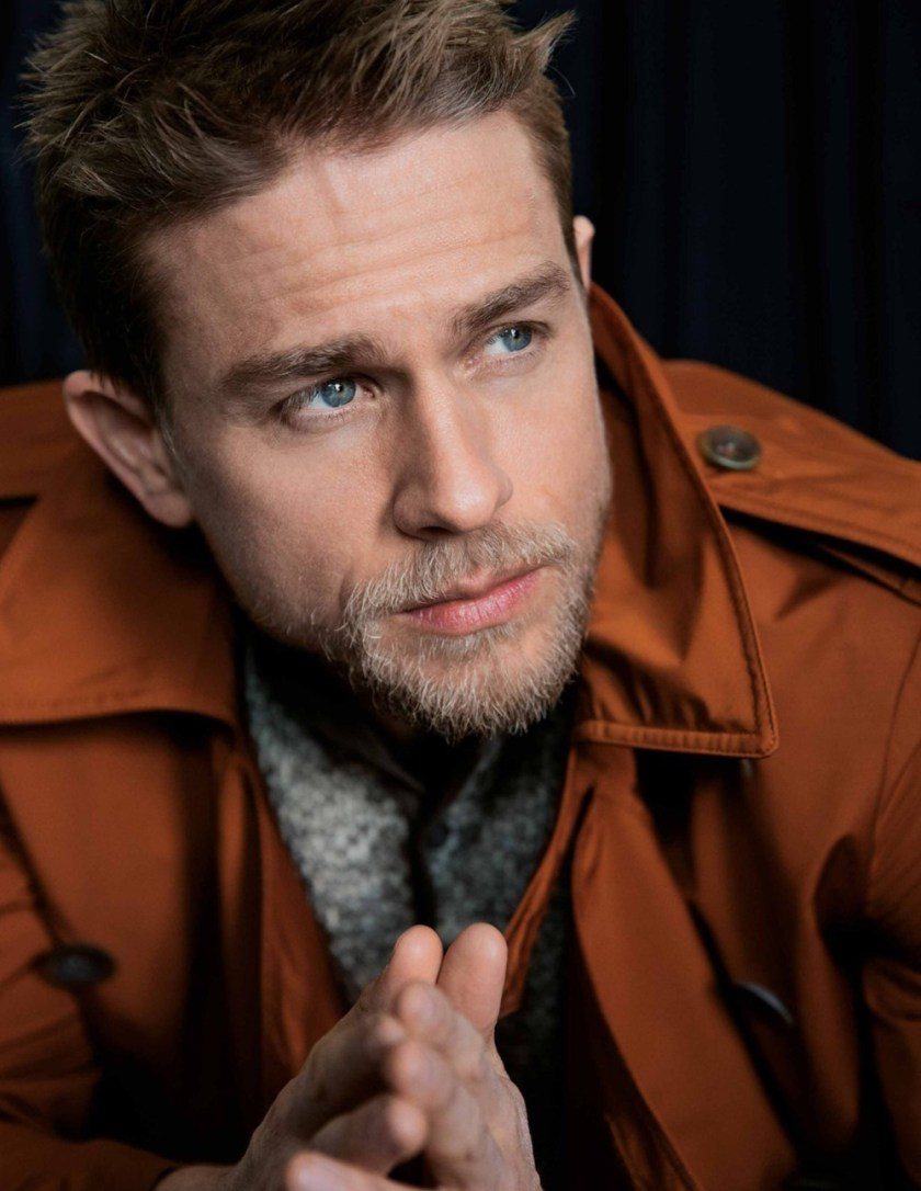 DAMAN MAGAZINE Charlie Hunnam by Mitchell Nguyen McCormack. Lauren Larocca, May 2017, www.imageamplified.com, Image Amplified5