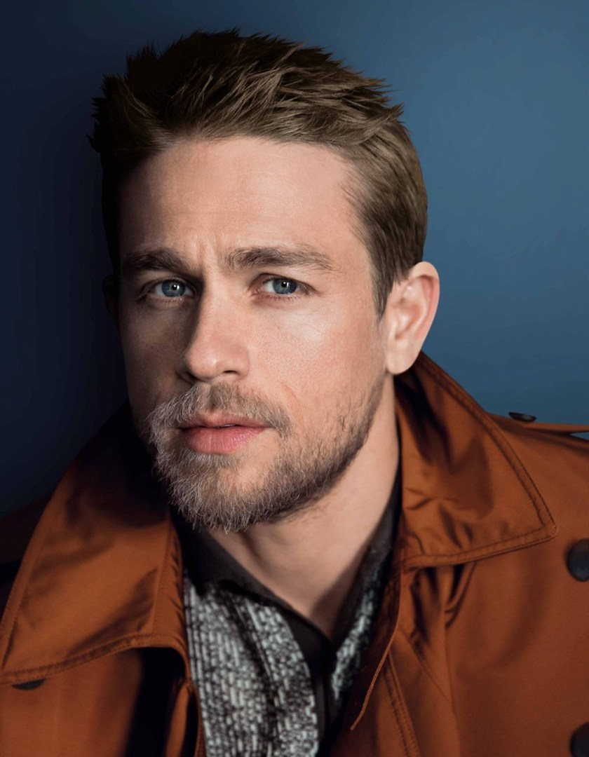DAMAN MAGAZINE Charlie Hunnam by Mitchell Nguyen McCormack. Lauren Larocca, May 2017, www.imageamplified.com, Image Amplified1