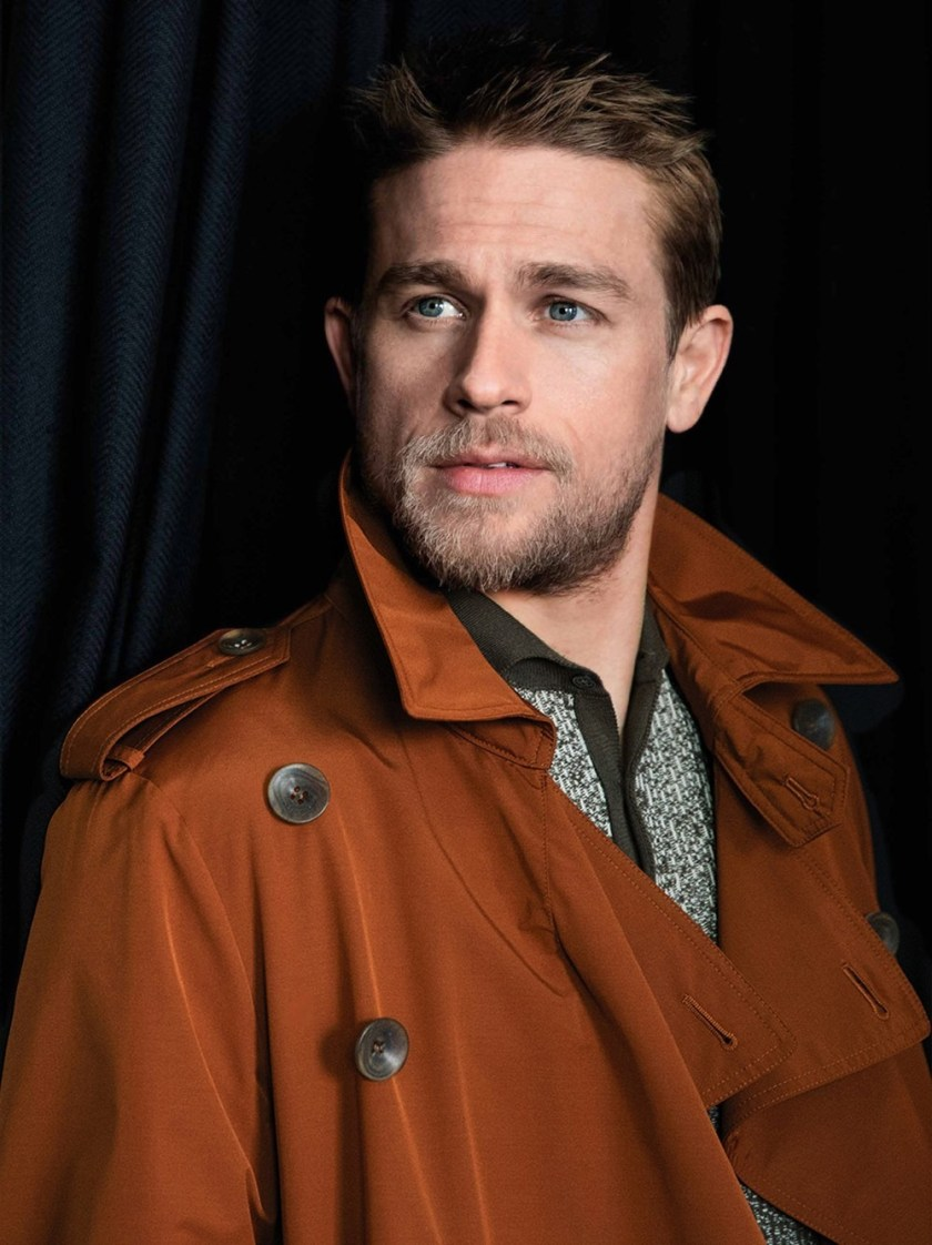 DAMAN MAGAZINE Charlie Hunnam by Mitchell Nguyen McCormack. Lauren Larocca, May 2017, www.imageamplified.com, Image Amplified2