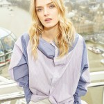 ELLE CHINA: Lily Donaldson by Mark Pillai