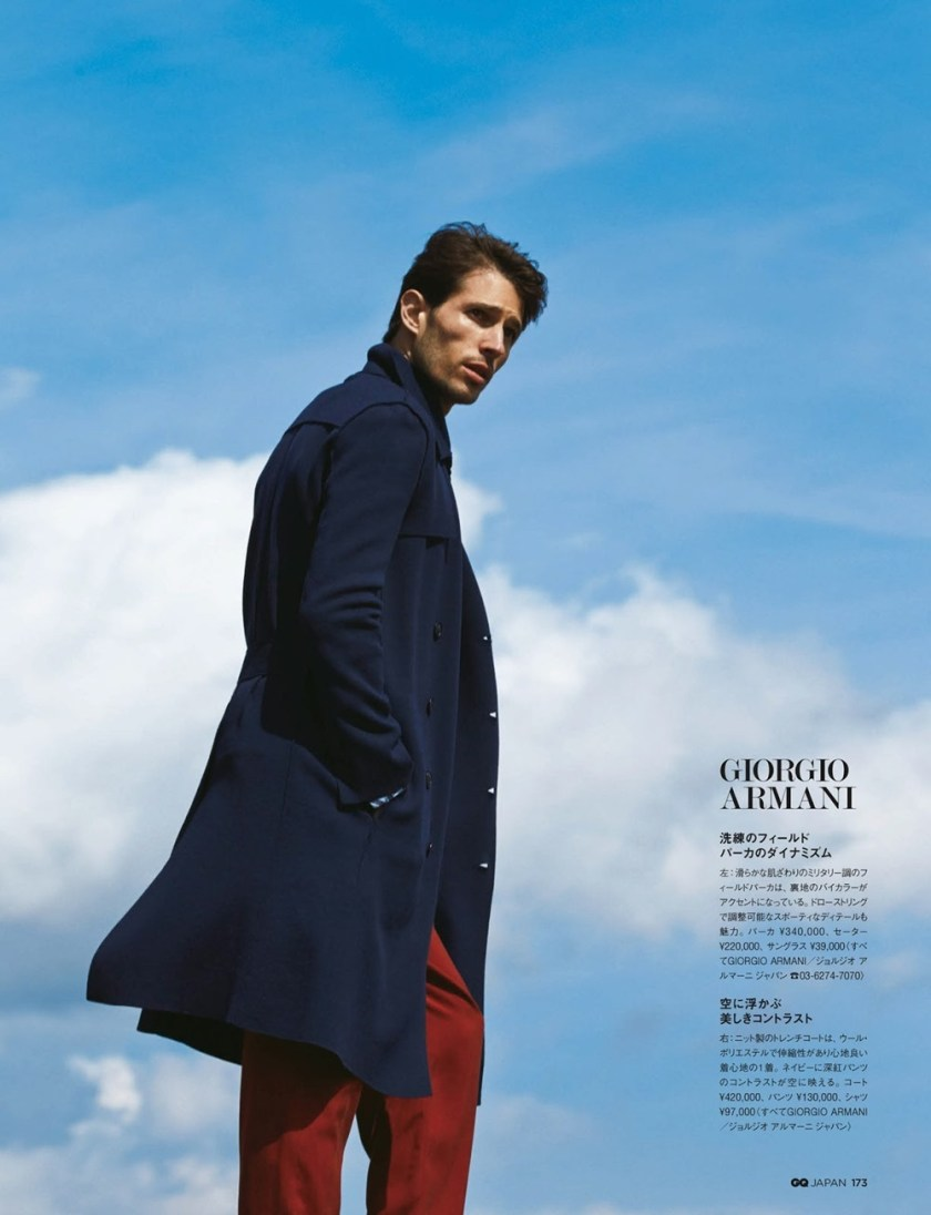 GQ JAPAN Odyssey by Toshio Onda. Kentaro Takasugi, May 2017, www.imageamplified.com, Image Amplified13