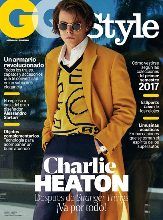 GQ MEXICO Charlie Heaton by Michael Schwartz. Fernando Carrillo, March 2017, www.imageamplified.com, Image Amplified1