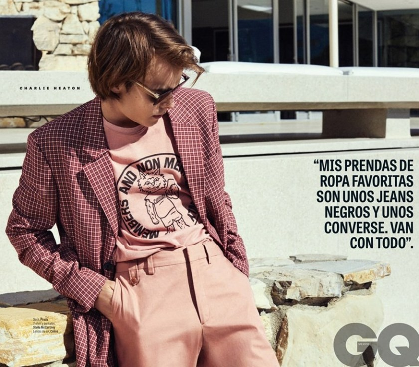 GQ MEXICO Charlie Heaton by Michael Schwartz. Fernando Carrillo, March 2017, www.imageamplified.com, Image Amplified5