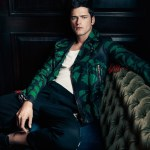 HARPER'S BAZAAR MAN TAIWAN: Sean O'Pry by Matt Holyoak
