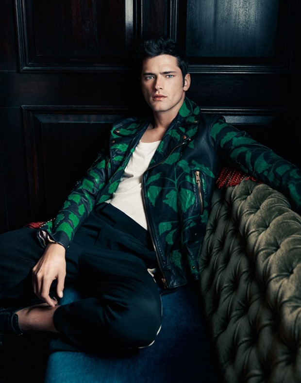 HARPER'S BAZAAR MAN TAIWAN Sean O'Pry by Matt Holyoak. Christian Stroble, March 2017, www.imageamplified.com, Image Amplified9
