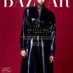 HARPER'S BAZAAR SERBIA: Ophelie Guillermand by Andrew Yee