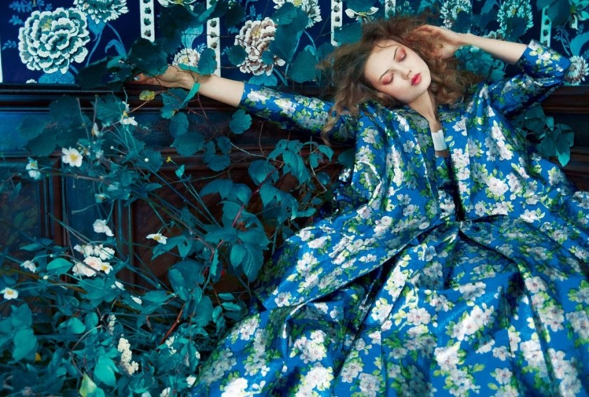 HARPER'S BAZAAR UK Lindsey Wixson by Erik Madigan Heck. Leith Clark, May 2017, www.imageamplified.com, Image Amplified5