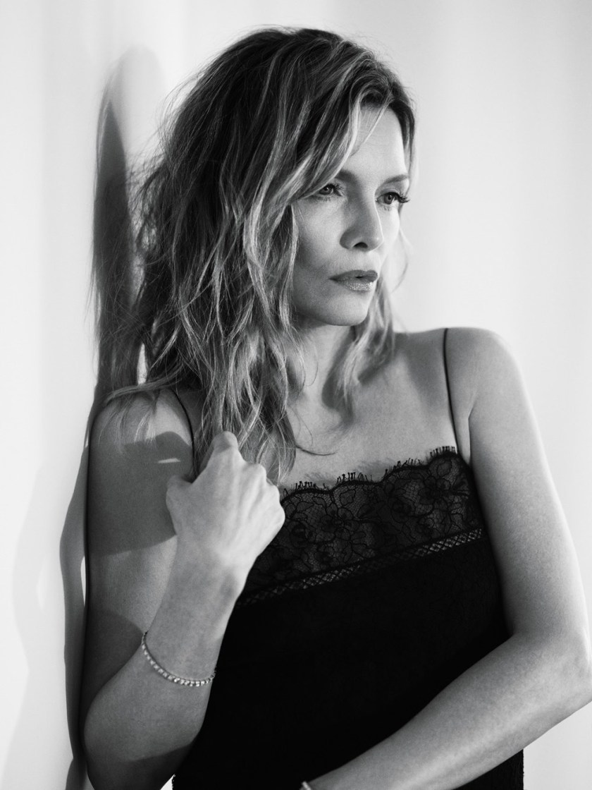 INTERVIEW MAGAZINE Michelle Pfeiffer by Mikael Jansson. George Cortina, April 2017, www.imageamplified.com, Image Amplified4