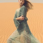 L'OFFICIEL AZERBAIJAN: Johanna Jansson by Francesco Vincent